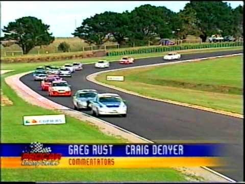 PROCAR Champ Series 2001 GT Production Round 2 Phillip Island Race 1 Part 1