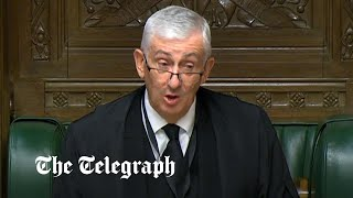 Watch again: MPs ask Urgent Questions in Commons as Budget briefing war erupts