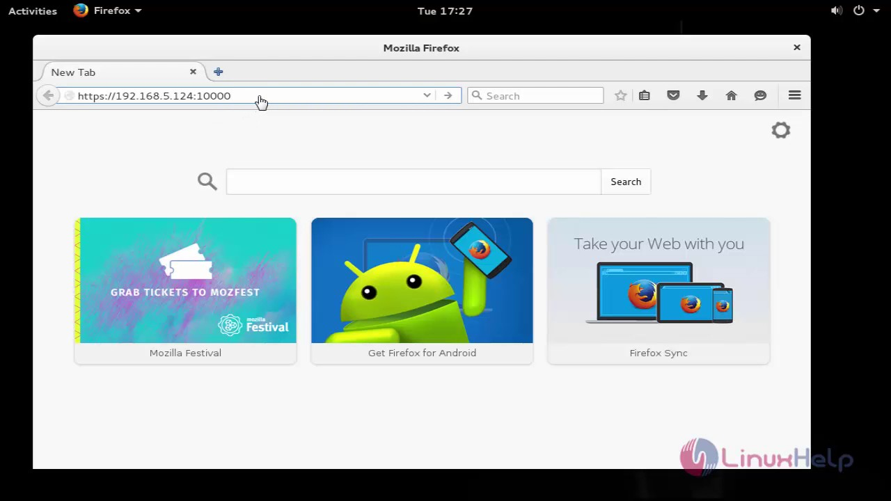 How to install Webmin in OpenSUSE   LinuxHelp Tutorials