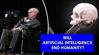 Stephen Hawking on Artificial Intelligence: boon or curse? How technology helped him talk & move? thumbnail
