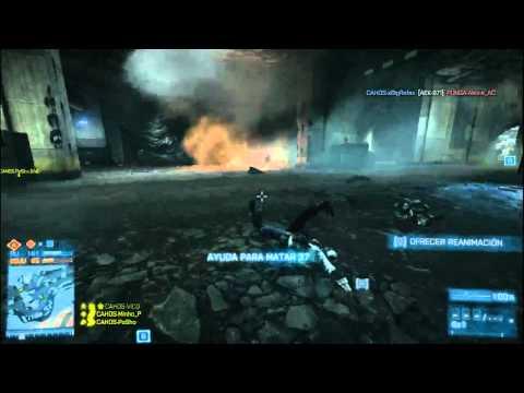 Battlefield 3 CAHOS-Gaming VS PUNGA :Full Length