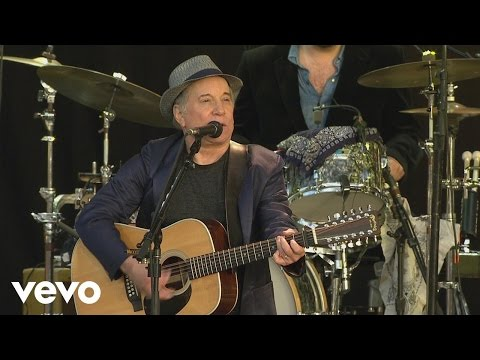 Paul Simon - The Obvious Child (from The Concert in Hyde Park)