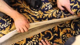 Как укладывать ковровое покрытие