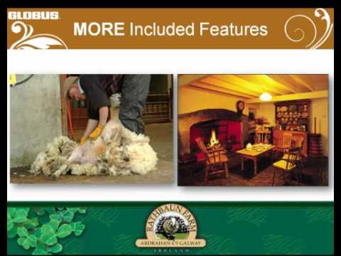 AffordableTours.com presents Globus Britain and Ireland Vacations