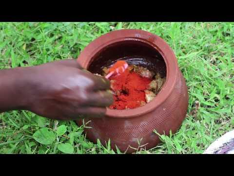 Pot Biryani - Simple and Easy Chicken Biryani - Matka biryani - Country Foods
