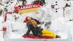 WORLD'S BIGGEST WINTER CARNAVAL! | Carnaval de Quebec in Quebec City