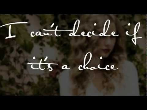 Treacherous (Lyrics) - Taylor Swift