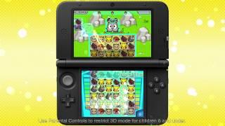 Pokémon Battle Trozei Game Trailer