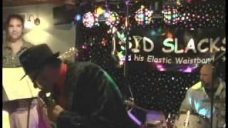 Syd Slacks and his Elastic Waistband sample show