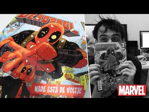 Deadpool | TOTALMENTE DIFERENTE NOVA MARVEL