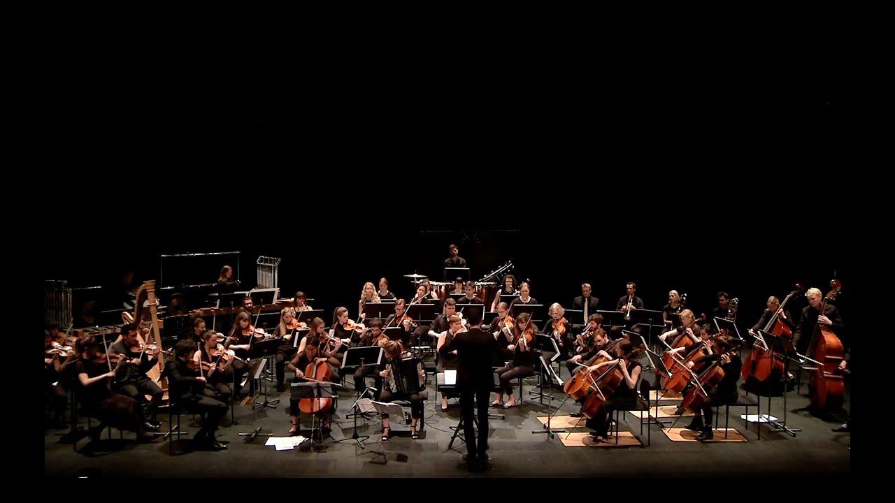 """Le rêve de Maya"" -Samuel Strouk-Sujari Britt-Marion Chiron-Helsinki Chamber Orchestra (extracts)"