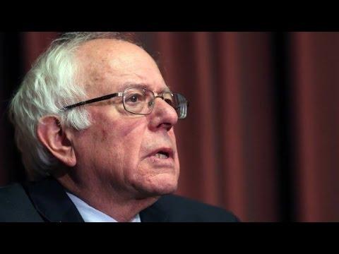 Bernie Sanders discusses climate change on Vatican visit