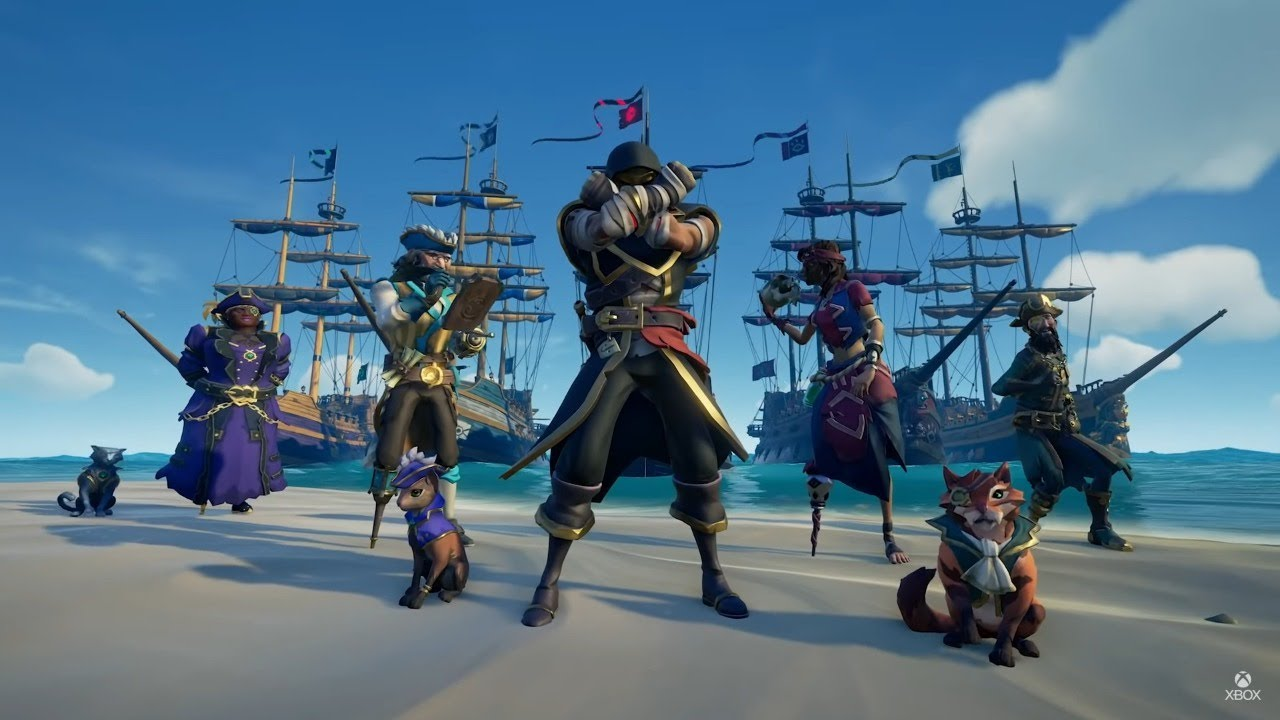 【LIVE】 SEA OF THIEVES KUY UNCH UNCH