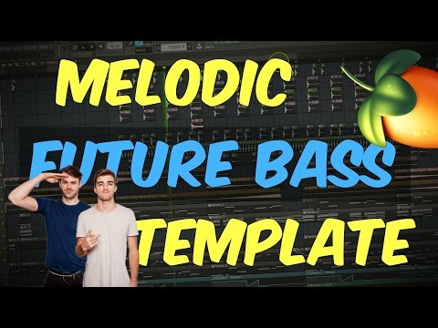 🔊 Melodic FUTURE BASS The Chainsmokers...