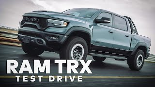 RAM TRX Hellcat Arrives at HENNESSEY // Our First Impression!