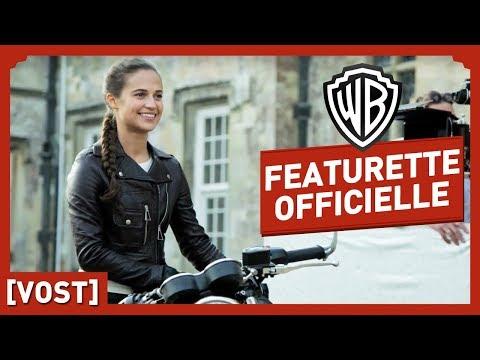 Tomb Raider - Featurette Officielle (VOST) - Alicia Vikander