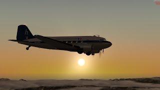 Jahn's Dakota, an Aviators Simulation