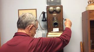 150 Interesting Things Item #136: Antique Telephone