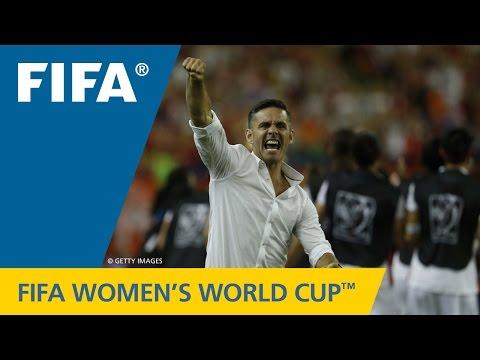 HIGHLIGHTS: Netherlands V. Canada - FIFA Women's World Cup 2015