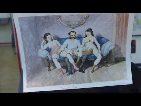 Barcelona Erotic Museum - Picture Slideshow Addenda