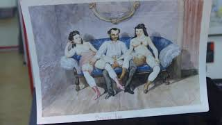 Museaums French erotic