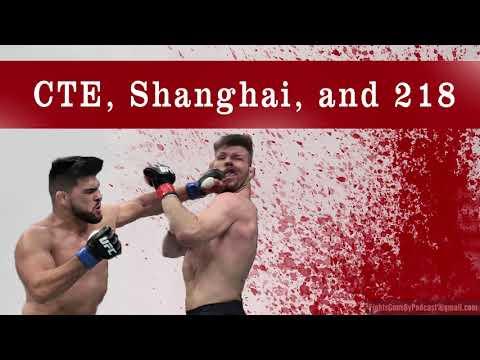 FGB 60: CTE, Shanghai, and 218
