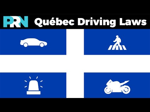 10 Québec Driving Laws That Might Surprise You, With 2 Too Many Ignore