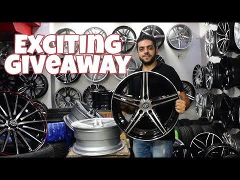 Which Alloys to Buy | How to choose Alloys | Best Alloys | Neo Wheels | Giveaway [ CLOSED ]