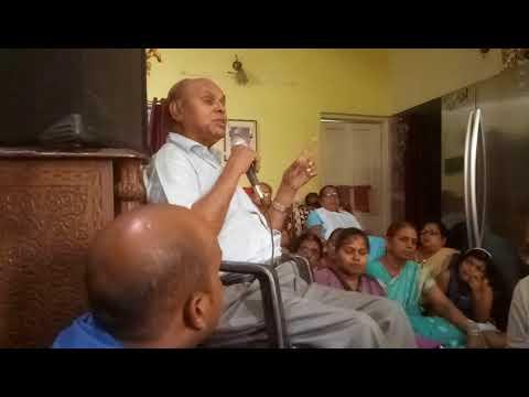 STRUGGLE IS ESSENCE OF LIFE, BY ADVOCATE JAISWAL DADA IN TATANAGAR