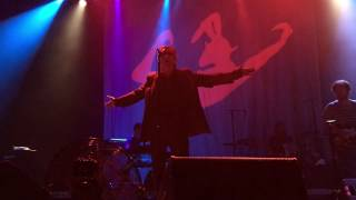 Echo and the Bunnymen - The Cutter live @ House of Blues : Houston, Texas