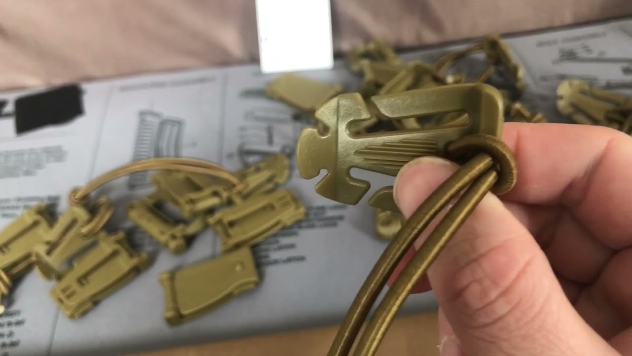 Download What's up with those Amazon kits of PALS/MOLLE attachments - Bootsteady review.