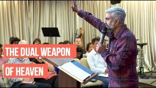 The Dual Weapon of Heaven | Steven Francis