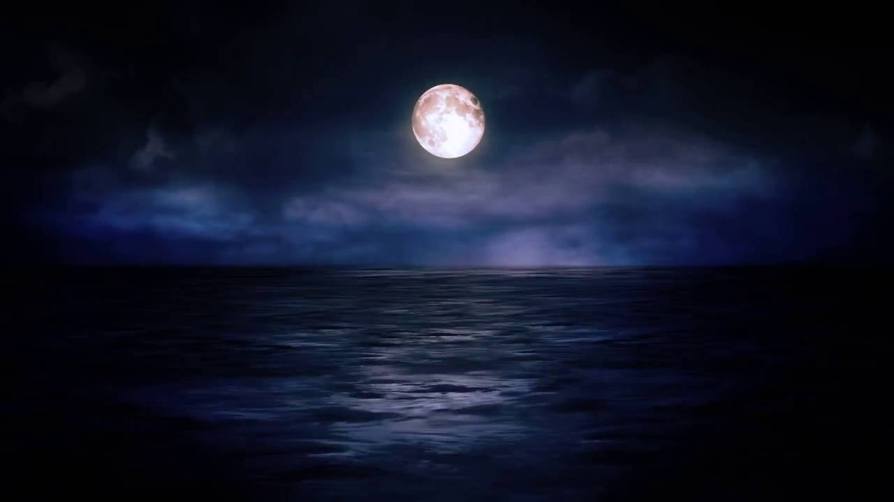 Video background hd style proshow moon midnight star sky hd styleproshow org youtube - Midnight wallpaper hd ...