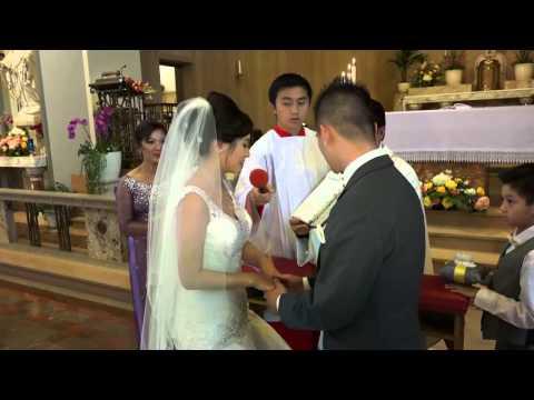 Đám cưới con trai Phần 2: Nhà thờ