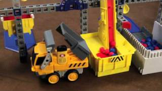 Rokenbok Construction Toys Product Demonstrations