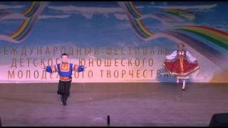 Дуэт Жабин Андрей и Савенышева Анна-Мария