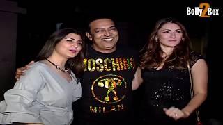 Repeat youtube video Vindu Dara Singh KISS Wife Dina Umarova in PUBLIC -- SHOCKING