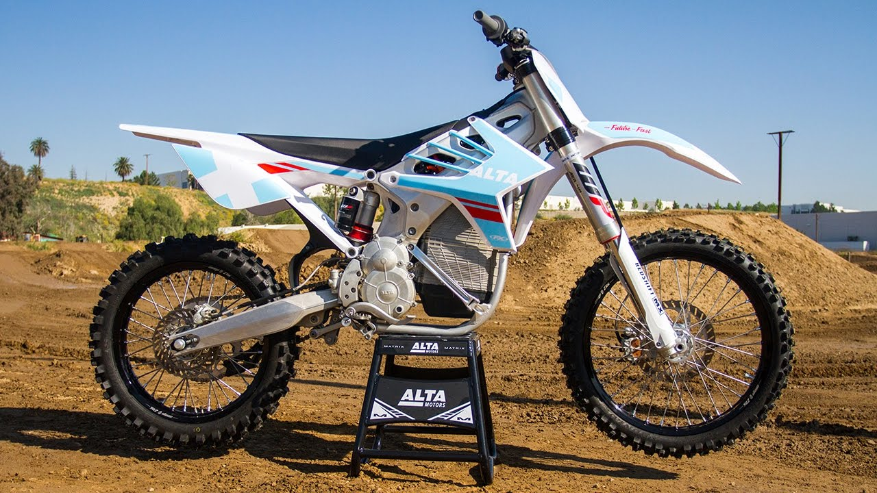 Marty Smith Newest Alta Owner Moto Related Motocross