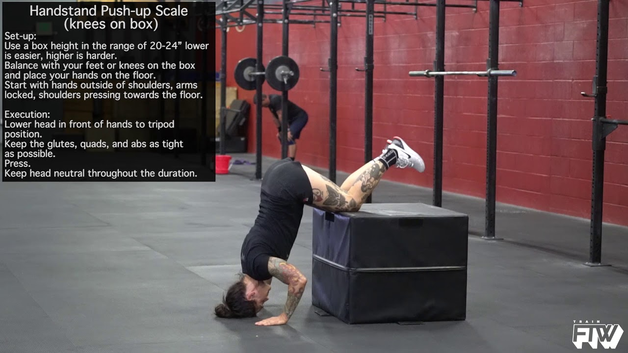 How To Do Handstand Push Ups Techniques Benefits Variations
