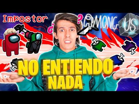 JUGANDO AMONG US POR PRIMERA VEZ RAFA POLINESIO | JUXIIS LOS POLINESIOS