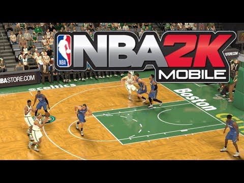 NBA 2K MOBILE BASKETBALL iOS Gameplay Trailer | First Events and Games