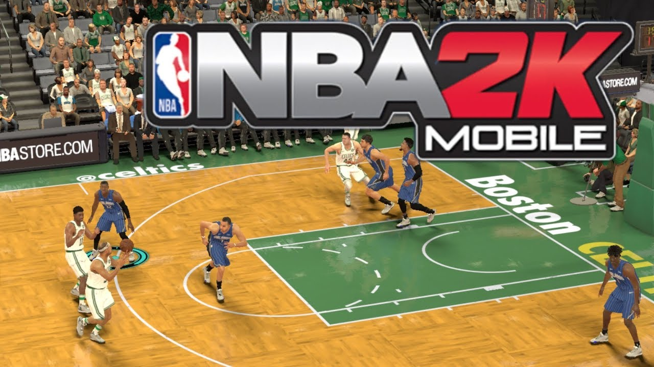 NBA 2K MOBILE BASKETBALL iOS Gameplay Trailer | First Events and Games - YouTube