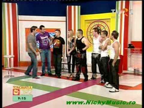 Nicky - TVR2 - Tonomatul DP2
