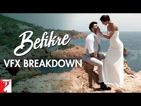 Befikre: VFX Breakdown | Ranveer Singh |...