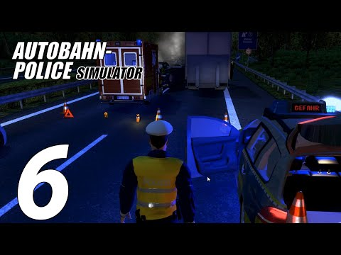 Autobahn Police Simulator| Episode 6| Another Nightshift
