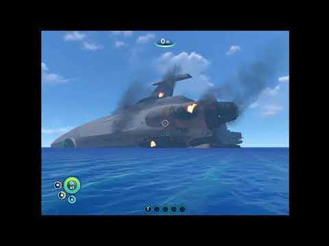 Subnautica Test Gameplay Intel HD Graphics 4000
