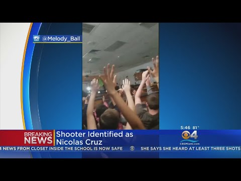 VIDEO: Swat Team Enters Classroom After School Shooting In Parkland