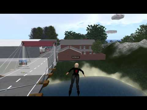 MA Education in Virtual Worlds - the Second Life estate