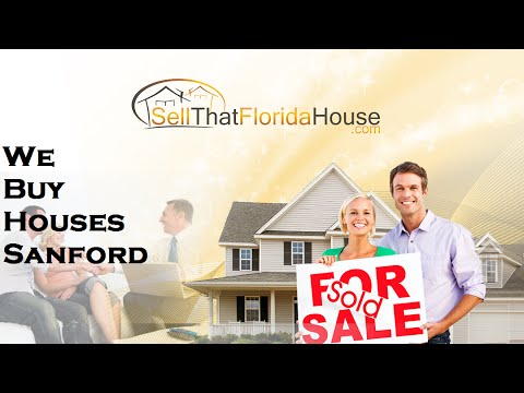 We Buy Houses Sanford - Call 407-218-5933