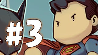 SCRIBBLENAUTS UNMASKED - PART 3 - I AM A T-REX!